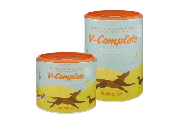 Vegan4Dogs V-Complete Nahrungsergänzung